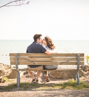 Chatham Ontario : Engagement Photography :: Alie & Colin